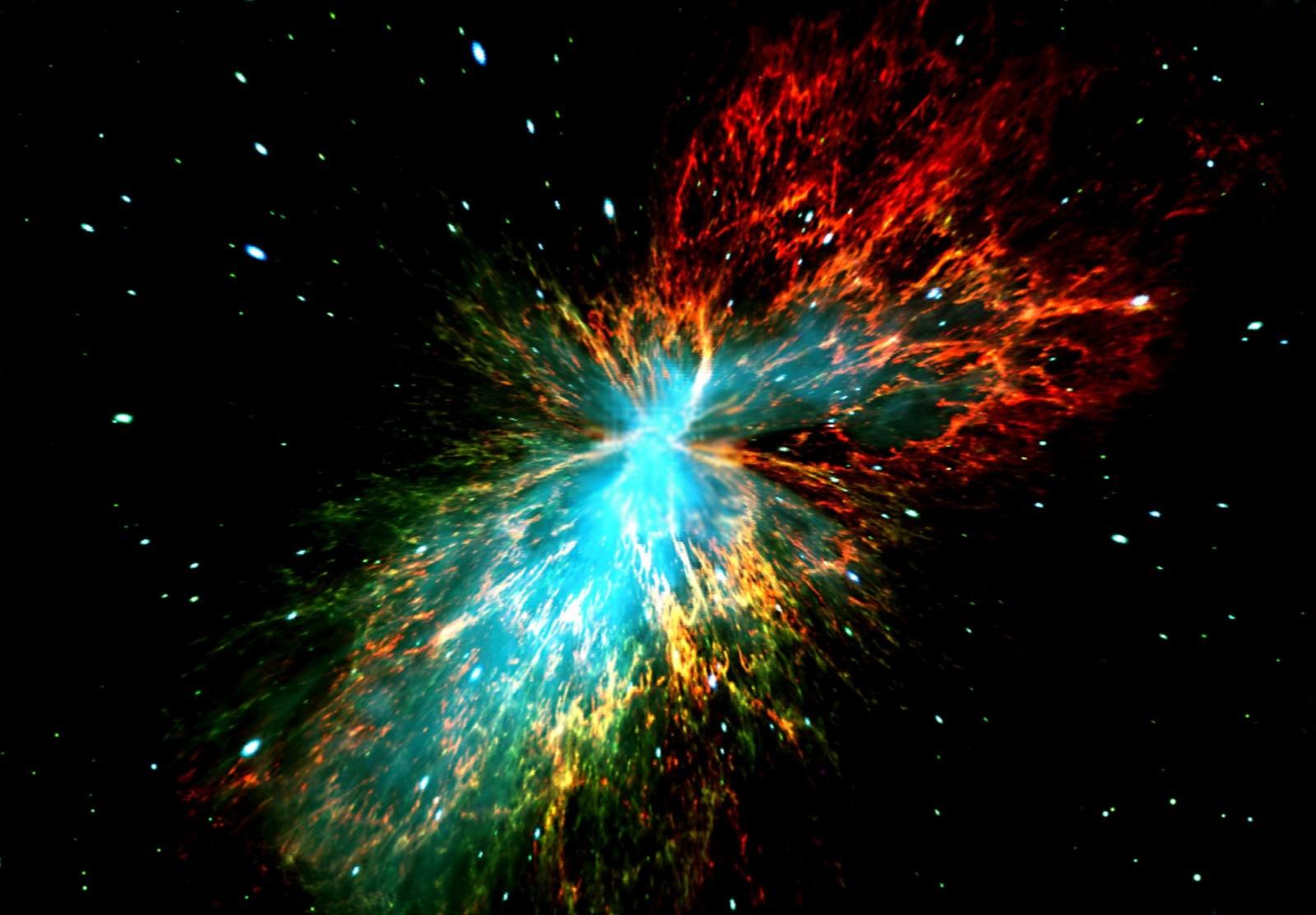 Novas pistas sobre a origem do Universo - Portal IFSC