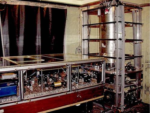 7c714a0f3c4 Na vanguarda  relógio atômico na USP de São Carlos - Portal IFSC